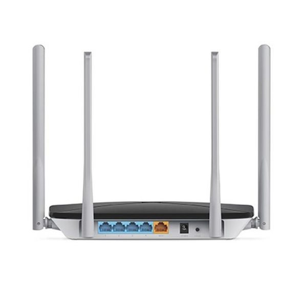 ROUTER MERCUSYS AC12 DUAL BAND 1200MBPS 4 ANTENAS
