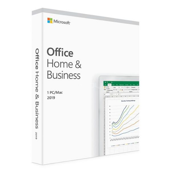 LICENCIA OFFICE 2019  HOME AND BUSINESS ESD T5D 03191 ELECTRONICA