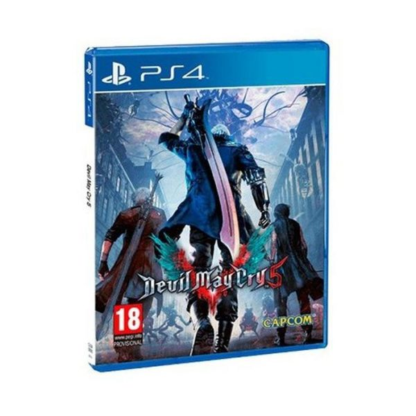 VIDEOJUEGO PS4 DEVIL MAY CRY 5